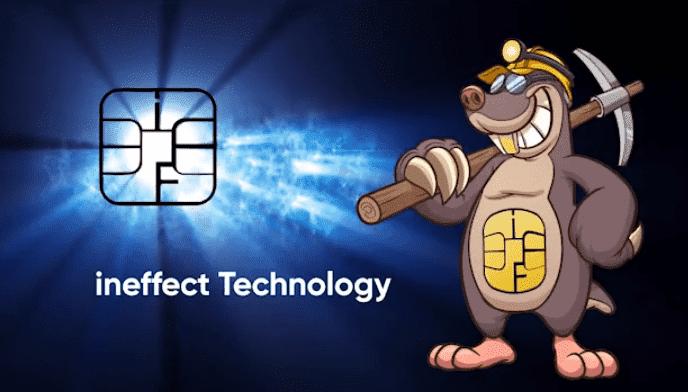 Первая Реальная Криптовалюта INEFFECT TELECOMMUNICATION LIMITED